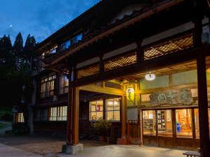 越後松之山温泉 凌雲閣の写真