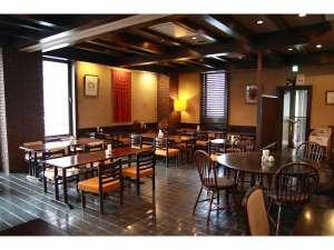 北ホテル:2Fレストラン窯(かまど)朝食会場はこちらです。