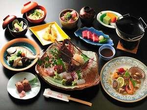 プレミアリゾート 夕雅 伊勢志摩:伊勢志摩に代表される料理の数々を巡る伊勢志摩紀行会席