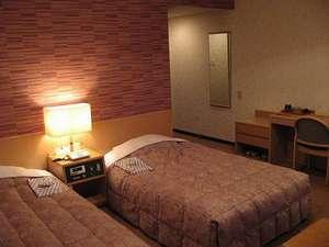 久慈グランドホテル:ツインルーム