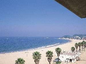 浜辺のホテル松濤