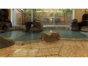 観光ホテル 湯本館:大浴場