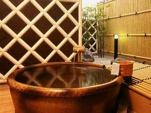 お宿 山久(やまきゅう):信楽焼の露天風呂でほっこりとあったまってください