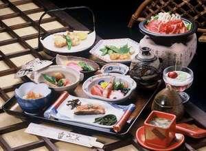 お宿 山久(やまきゅう):おふくろの味・飛騨のかか様料理をご堪能ください