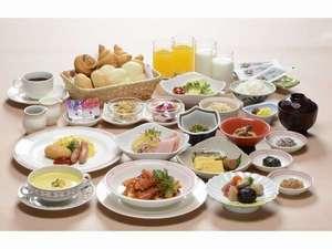 ニュー富良野ホテル:朝食バイキング