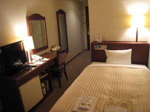 静岡ホテル 時之栖:スタンダード シングルルーム