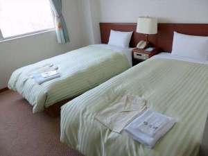静岡ホテル 時之栖:ツインルーム(19.5平米、8、9階のお部屋です)