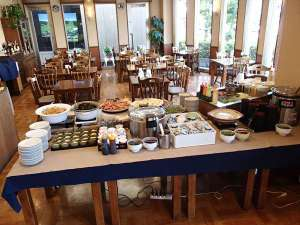 静岡ホテル 時之栖:朝食