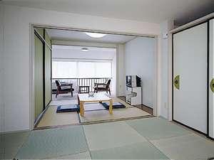 紀州鉄道沼尻国際リゾートホテル:ゆったりスペースの和室