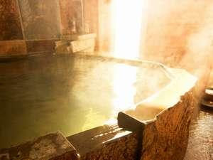 ウェルネスの森 那須:貸切風呂「爽」…誰にも邪魔されず、湯っくりと温まれる天然温泉。