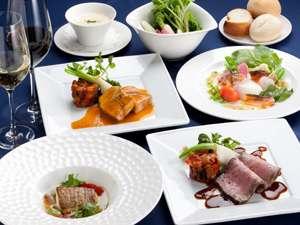 ウェルネスの森 那須:シンプルな味付けのローストビーフが絶品!那須高原フレンチディナー(季節によって内容が変わります)