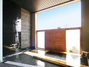 ウェルネスの森 那須:貸切風呂「凛」
