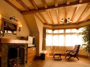 ウェルネスの森 那須:ヨーロピアン館モデレートツインルーム…43㎡の広々としたお部屋はお二人の大切な時間をはぐくみます。