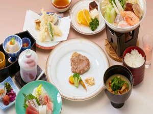 赤穂ロイヤルホテル:2017牡蠣無し会席Bイメージ