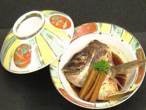 赤穂ロイヤルホテル:別注の鯛のあら炊き1人前@1,500円(税サ込)イメージです