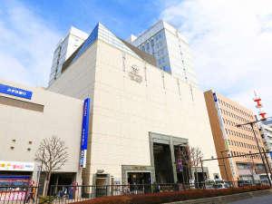 宇都宮東武ホテルグランデ 外観