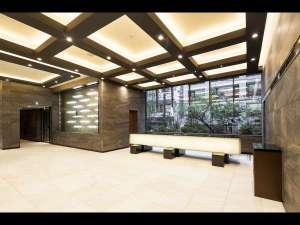 ホテルマイステイズプレミア赤坂:ロビー