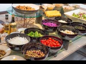ホテルマイステイズプレミア赤坂(2016年7月30日オープン):レストラン&バルMINORI(ミノリ)~朝食~