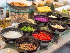 ホテルマイステイズプレミア赤坂:レストラン&バルMINORI(ミノリ)~朝食~