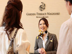 �K�[�f���e���X����@�z�e�������]�[�g�FWelcome to Garden Terrace Nagasaki Hotels & Resorts�I