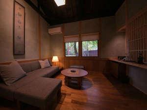 宿房 翡翠之庄~The Kingfisher resort~:それぞれ意匠の違う趣のお部屋がございます。
