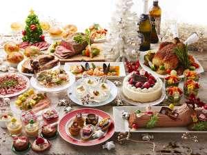 ホテル ユニバーサル ポート:大切な人たちと、笑顔あふれるクリスマスのディナータイムを…(11/6~12/25まで)