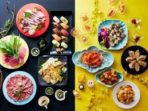 ホテル ユニバーサル ポート:1/9~3/31までディナーブッフェ「和とチャイナフェア」を行っています。