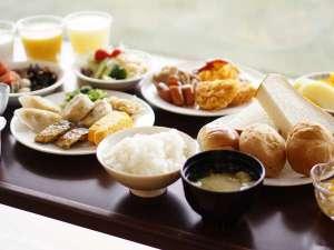 時津ヤスダオーシャンホテル:朝食バイキング