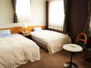時津ヤスダオーシャンホテル:ツインルーム