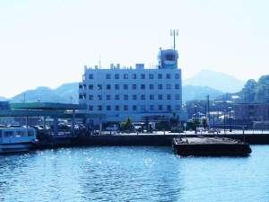 時津ヤスダオーシャンホテル:長崎県の中央部に位置する海辺のホテル
