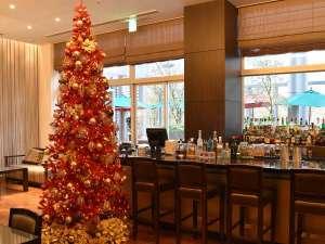ホテルトラスティ神戸旧居留地:クリスマスのレストラン