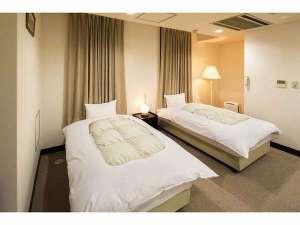 ナンバプラザホテル:ツイン