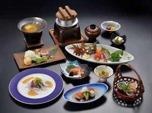 ルネッサ赤沢:夕食内容一例
