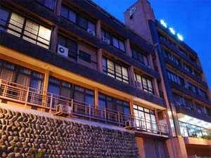 リバーサイドホテル山水館 外観