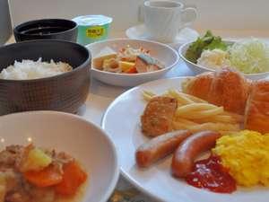 神戸三宮ユニオンホテル:和風・洋風とバラエティー豊富なメニューで目移りしちゃう!