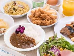 神戸三宮ユニオンホテル:*【朝食バイキング・男メシver.】朝からガッツリ食べられます。安い!うまい!早い!