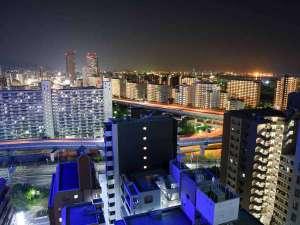 神戸三宮ユニオンホテル:*【景観】高層階から見える夜景が、『こうべ夜景100選』に選ばれました。
