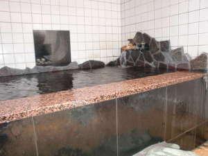 小浜温泉 小浜ビジネスホテル:祥月の湯