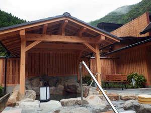 温泉&澄んだ空気!開放的な露天風呂で日頃の疲れを癒して下さい