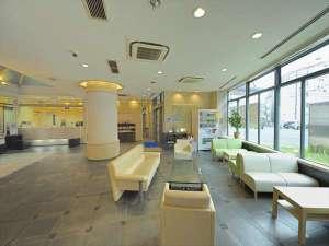 コートホテル広島:ロビー
