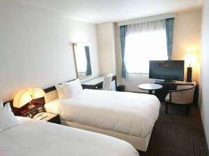 コートホテル広島:ツインルーム