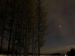 帯広八千代ユースホステル:八千代の星空
