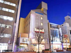 【盛岡シティホテル】盛岡駅徒歩2分×Wi-Fi無料完備の写真
