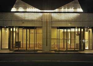 盛岡グランドホテル:正面玄関