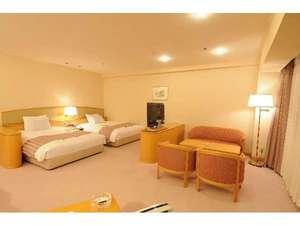 盛岡グランドホテル:デラックスツインルーム
