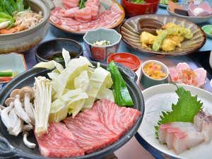 宿彩 暁雲荘:豊後牛をメインにボリュームたっぷりのご夕食※内容は変わることがございます