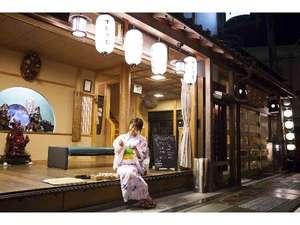 1日7組限定 地産ぼたん鍋と山郷の恵 湯宿 久保治(くぼじ)の写真