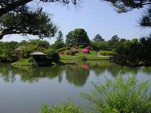 日本三大名園のひとつ岡山後楽園