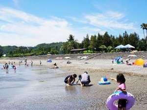 土佐ロイヤルホテル:【ヤ・シィパーク海水浴場イメージ】「快水浴百選」にも選ばれた美しい海水浴場です。(ホテルから車約10分)