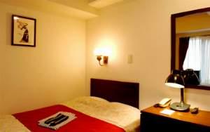 ホテル アクセスイン 新宿:ごゆっくりとおくつろぎ下さい。